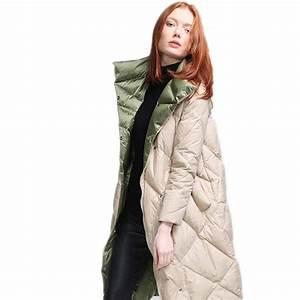 European Style Winter Jackets Women Down Coat 2017 New ...