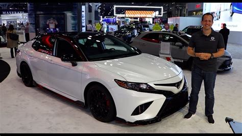 toyota camry trd  performance sedan  buy