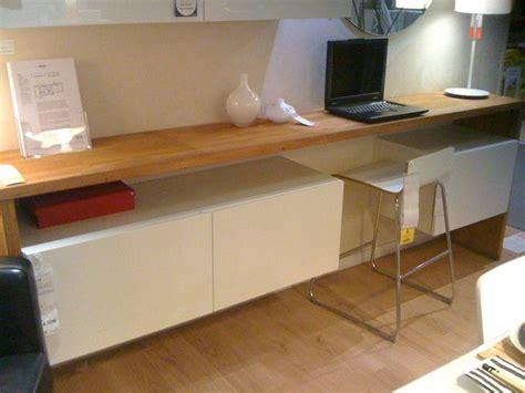 sur bureau ikea les 25 meilleures idées concernant meuble besta ikea sur