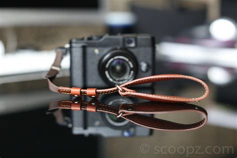 toma leather wrist strap  fuji  review scoopzcom