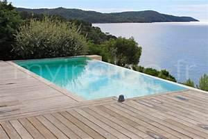 capwood 2 With wonderful materiaux exterieur de maison 18 20 photos de piscine en beton