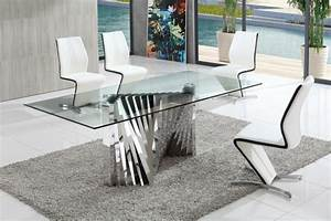 80 idees pour bien choisir la table a manger design With table cuisine moderne design