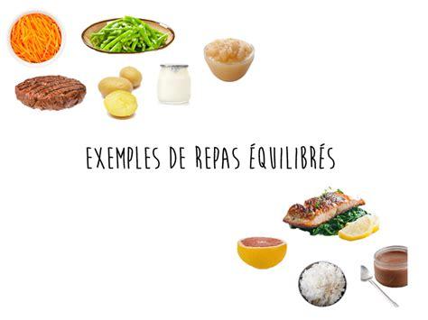recette de cuisine équilibré repas équilibré un exemple de menu équilibré pour garder