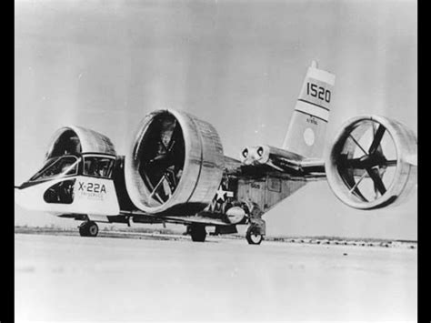 Bell X22 Experimental Aircraft  Youtube