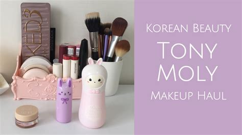 Harga Makeup Tony Moly korean products tonymoly bruin