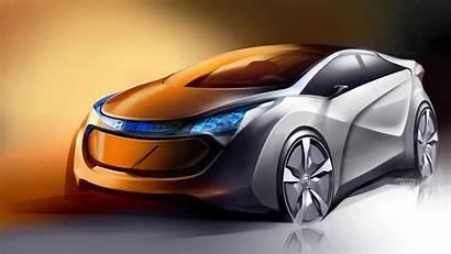 Future Cars Hyundai Until Line Wallpapers 2048