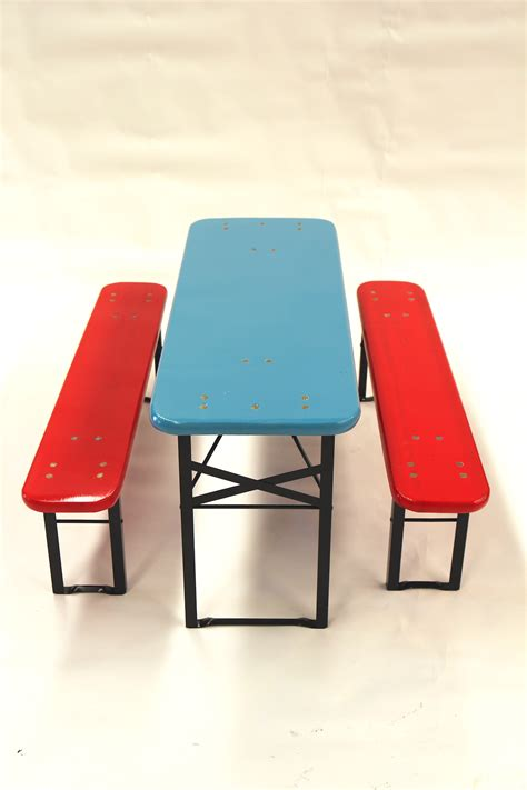 Childrens Table And Bench Seat Set Celebrate Party  Ee  Hire Ee