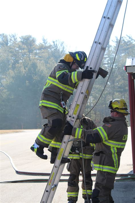 Recruit Training Class #11 – Ladders/Ventilation ...