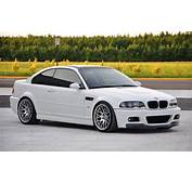 White BMW Car M3 E46 Cars Wallpapers HD
