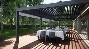 Cout D Une Pergola : prix d 39 une pergola en aluminium co t moyen tarif d ~ Premium-room.com Idées de Décoration