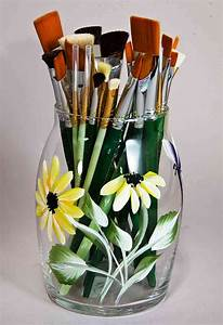 Contemporary Glass Painting Designs