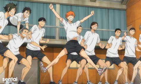 haikyu season  official english dub cast sentai filmworks