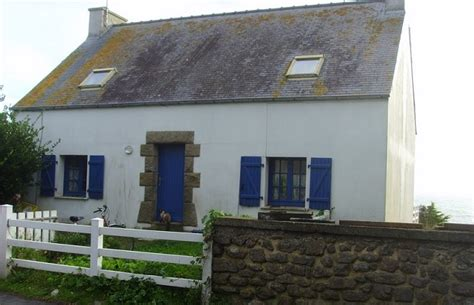 les maisons typiques bretonnes