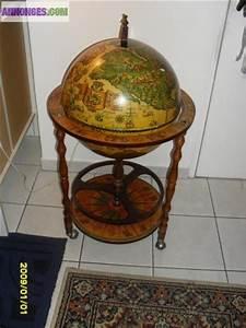 Bar Globe Terrestre : bar globe terrestre ~ Teatrodelosmanantiales.com Idées de Décoration