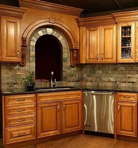 Affordable, Kitchen, Backsplash, Decor, Ideas, 38