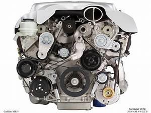 Northstar Cadillac V8 Engine  Northstar  Free Engine Image