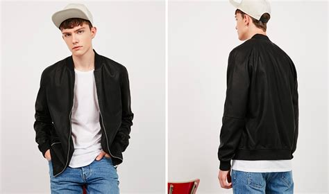 Shopping for bomber jackets in Singapore Where to buy this fashionable stylish outerwear for men