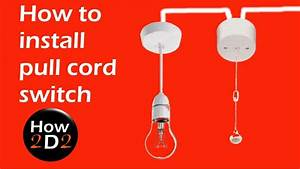 Wiring Diagram For Pull Cord Light Switch   Reviewtechnews Com