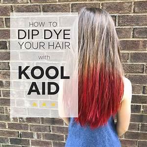 Kool Aid Hair Dye U2019 Home Again Creative