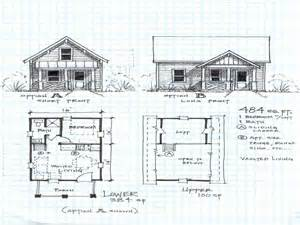 cabin building plans floor plan for a 2 bedroom cabin with a loft studio design gallery best design