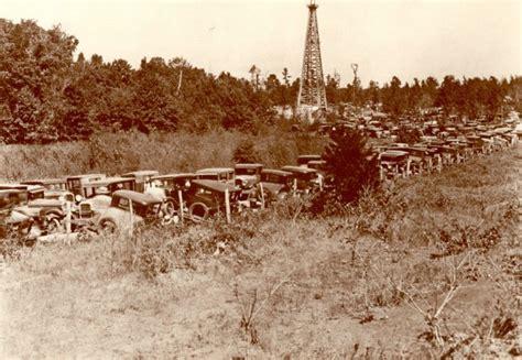 kerosene l history east oilfield discovery american gas