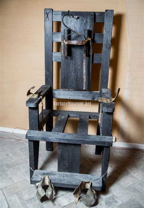 the electric chair museum