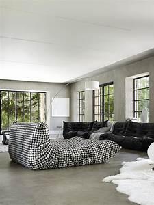 Canapé Style Togo : togo canap s du designer michel ducaroy ligne roset site officiel ~ Voncanada.com Idées de Décoration