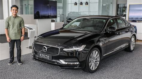 Volvo S90 T8 by Look Volvo S90 T8 In Hybrid In Malaysia