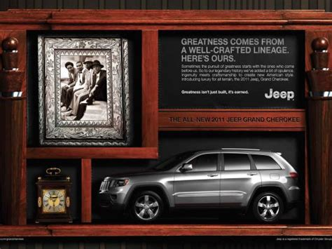 jeep cherokee ads jeep print advert by globalhue greatness 3 ads of the