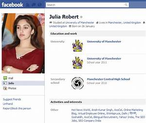 fake facebook post template - how to detect fake facebook profile recognize fake