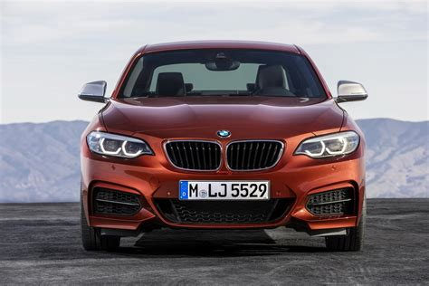 2018 Bmw 2series Revealed Can You Spot The Difference