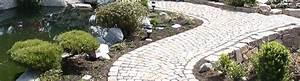 Gartengestaltung Mit Natursteinen : platz und wegebel ge aus naturstein holz oder betonstein sebastian fr hlich garten ~ Markanthonyermac.com Haus und Dekorationen