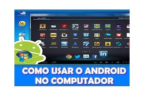 baixar micro emulador para pc android