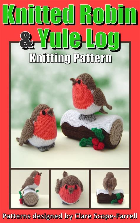 clare scope farrell novelty knitting patterns knitted