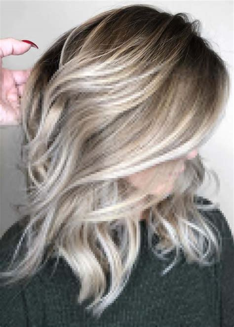 balayage dimensions  blonde hair color highlights