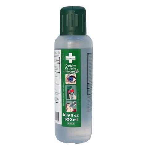 cederroth emergency eye wash solutionl
