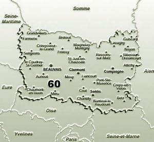 Castorama Val D Oise : le d partement de l 39 oise dossier ~ Dailycaller-alerts.com Idées de Décoration