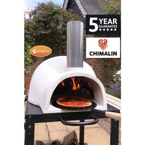buy gardeco pizzaro traditional wood fire pizza oven