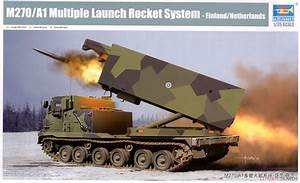 M270/A1 Multiple Launch Rocket System - Finland ...