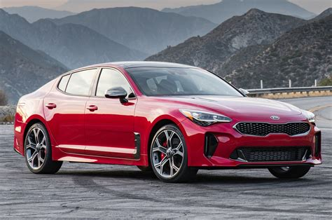 2018 Kia Stinger Gt Longterm Update 1 Testing The Gt