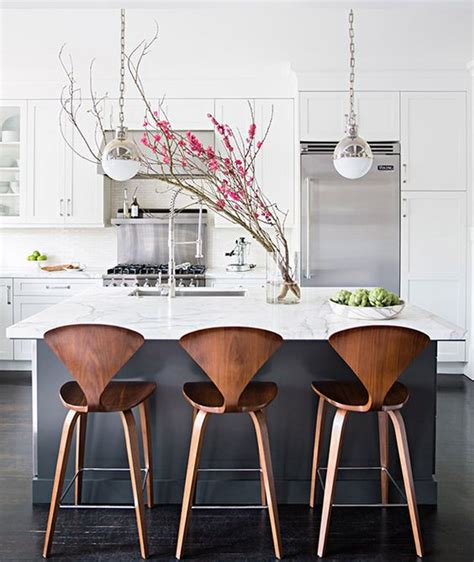 island chairs for kitchen 33 masculine kitchen furniture ideas that catch an eye digsdigs