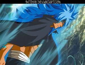 Acnologia Human form - fairy tail 452 by Mitozhi on DeviantArt