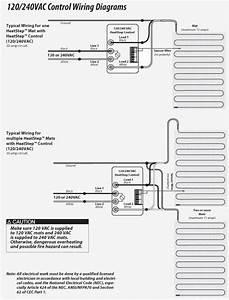 Robertshaw 9520 Thermostat Wiring Diagram