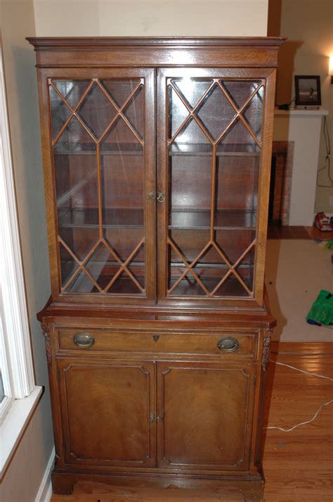 antique china cabinets 1800 s late 1800 39 s antique china cabinet with patent st my