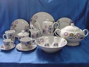 Vaisselle En Porcelaine : ensemble de vaisselle de porcelaine ensemble en c ramique de vaisselle c ramique jc5y012 ~ Teatrodelosmanantiales.com Idées de Décoration
