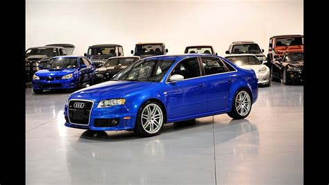 Audi Rs4 For Sale by Davis Autosports Audi Rs4 For Sale