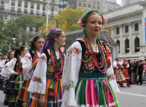 Traditional Polish Person