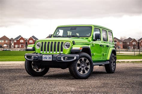Jeep Wrangler Unlimited Review by Review 2019 Jeep Wrangler Unlimited 4x4 Car