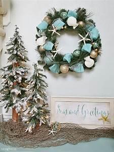 Ballard Designs Christmas Ornaments Coastal Christmas Archives Sand And Sisal