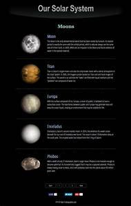 3D Solar System (WebGL Website) · RJ · AwesomeWeb